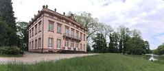 Aschaffenburg, Schnbusch-Schlsschen (Namtra) Tags: park perspective schloss perspektive aschaffenburg classicism klassizismus landschaftsgarten arnohartmann