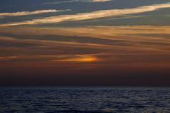 130822_Jullouville_196 (rainerspath) Tags: sunset sea mer france frankreich meer sonnenuntergang bassenormandie jullouville kanalkste