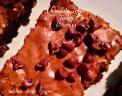 Sandra's Alaska Recipes: SANDRA'S CHOCOLATE-LOVER FUDGY BROWNIES-from scratch (recipe)... (sandrasalaskarecipesphotographyretail) Tags: alaska dessert lava photo image chocolate pic fudge foodporn recipes lover scratch brownies foodie molten sandras fudgy akfood