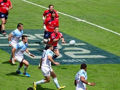 DSC00695 (melobatz) Tags: rugby ernest finale stade wallon prod2 aviron aurillacois boayonnais