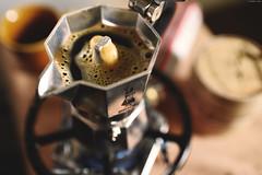 Bialetti Moka Express (Iyhon Chiu) Tags: coffee brewing homemade d750  bialetti 2015   bialettimokaexpress mokapot mokaexpress