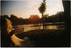 000072 (nhunhien) Tags: friends sunset summer lake sunshine hanoi h hoan kiem h ma hon nng kim hanoiwandering