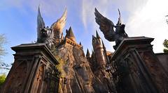 Hogwarts Castle Islands Of Adventure (Timfy Mills) Tags: castle orlando florida universalstudios hogwarts sigma1224mm islandofadventure nikond610