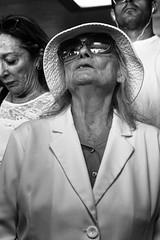 Passengers (www.daevans.co.uk - Street Photography Workshops i) Tags: leica nyc people woman usa newyork ferry island women passengers monochrom staten manahttan