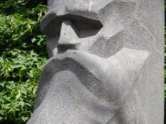 Insero (Jnio Klo #9) Tags: verde pedra barba esttua