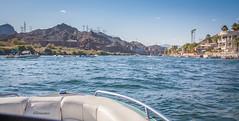 Parker - Memorial Weekend 2016 (exploredesert) Tags: california light summer camp arizona water beer bar river fun boats la boat colorado drinking paz ground az boating float lapaz parker coors roadrunner eliminator 2016