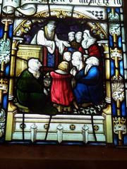 P1140021 St John the Baptist parish church (londonconstant) Tags: peterborough cambridgeshire eastanglia streetscapes promenades cityofpeterborough londonconstant costilondra