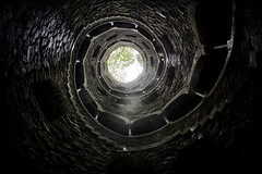 The Initiatic Wells - Quinta da Regaleira (Hugo Carvoeira) Tags: portugal water sintra towers wells pit tarot quinta tunnels inverted initiation ceremonial regaleira iniciatic