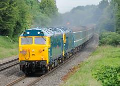 DSC_1229_50007_Kennington_110616 (robert_stewart37) Tags: hoover railtour hercules kennington pathfinder class50 50007 thepurbeckbomoexplorer
