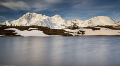 Come ghiaccio (cesco.pb) Tags: longexposure mountains canon lago switzerland svizzera montagna simplonpass lungaesposizione passodelsempione canoneos60d tamronsp1750mmf28xrdiiivcld lagohopsche hopschesee