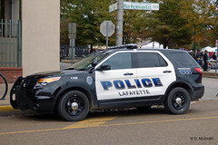 Lafayette PD_P1070253 (pluto665) Tags: ford car explorer squad suv cruiser piu