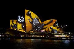 Vivid Sydney 2016 (A R I A) Tags: night canon flickr sydney vivid australia 5d darksky 2016 ef70200mm nighphotography vividsydney 5dmarkiii