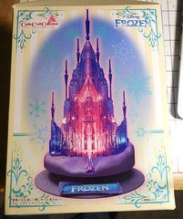 See You on the Other Side (largo621) Tags: model kit bandai frozen castlecraft ice palace elsa disney