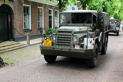 1958 DAF YA 126 / 3.5 (Davydutchy) Tags: netherlands truck army ride military web may nederland hobby voiture lorry vehicle frise rit 35 heer convoy paysbas ya friesland ton armee 126 leger niederlande militr daf reenacting lkw 2016 frysln militair frisia rondrit langweer wep tocht langwar kolonne ya126 poidslourd legervoertuig legergroen