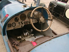 Napier-Campbell Blue Bird Replica (RoyCCCCC) Tags: bluebird campbell napier brooklands doubletwelve