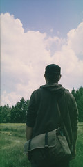06.06.2016 | head in the clouds, Sickinger Hhe (-masru-) Tags: film me self 35mm utata projects 135 expired selbstportrait kamera weekendproject wanderung headintheclouds projekte kleinbild lambsborn fujifilmfujichromesensia200 fujifilmtx1 utata:project=headintheclouds sagenhafterwaldpfad