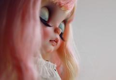 Sprite Beauty (k07doll) Tags: cute bigeyes doll sweet blythe custom cubby blythedoll rbl customblythe blythecustom k07 k07doll
