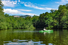 Lake Oolenoy Kayaking-33 (RandomConnections) Tags: us unitedstates southcarolina kayaking paddling pickens pickenscounty lakeoolenoy tablerockstatepark