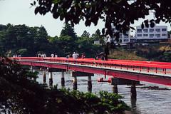 Fukuura bridge (li-penny) Tags: japan  matsushima miyagiken   fukuurajima  sigma1770mmf2845dcmacrohsm  pentaxk3 miyagigun fukuurabridge 2016tokyosendaitrip