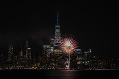 BANG! (Nick Gagliardi) Tags: new york city ny nyc fireworks firework freedom tower skyline lgbt gay pride lesbian bisexual transgender parade