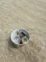 2016_0622_003 (seannarae) Tags: beach beer june bvi britishvirginislands day07 2016 idrankthis roadtown shotoniphone iphone6s