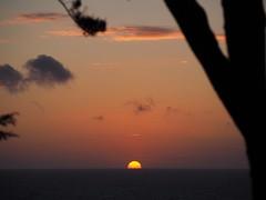 Granville (merlaudp) Tags: sunset sea sky sun france colors landscape granville couleurs coucher olympus ciel normandie paysage manche