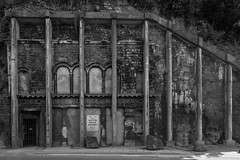 Clifton Rocks Railway (scarlet-pimp) Tags: shadow river bristol limestone gorge canon5d a4 timeout avon clifton brigde theguardian 1893 northsomerset riveravon avongorge cliftonrocksrailway hotwellroad portway canon5dmarkiii tollbrigde timeoutbristol