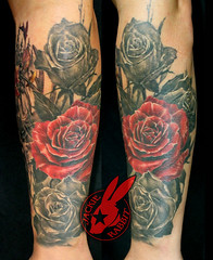 Realistic 3d Roses Rose Sleeve Tattoo by Jackie Rabbit (Jackie rabbit Tattoos) Tags: california ca dog flower color tree sexy bird nature beautiful northerncalifornia tattoo vintage dark nude skull star 3d scary colorful artist heart good infinity wildlife feather evil best tattoos sunflower anchor norcal chico piece westcoast tat sleeve compass compassrose realistic locket ribtattoo besttattoo bestin paradisecalifornia portraittattoo monstertattoo horrortattoo inkmaster besttattooartist pintrest jackierabbit bestink realisticskulltattoo trashpolka eyeofjade polkatrash besttattooartistinchico besttattooartistincalifornia