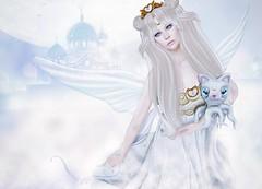 Serenity (gara.heishi) Tags: moon manga secondlife serenity sailormoon usagi selene mitologi moonamore garaheishi thecrystalheartfestival