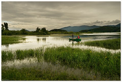 Cerknica lake (aviana2) Tags: lake water landscape evening fishing slovenia waterscape cerknica cerknicalake aviana2 sonya7