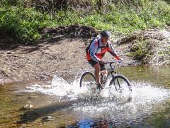 Creek Road (Neil Ennis) Tags: cycling mtb creekroad creekcrossing cabbagetreecreek daguilarnationalpark