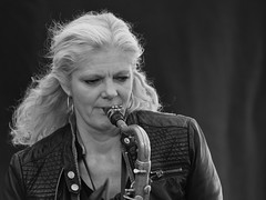 Christina Dahl (Peder Sterll) Tags: festival copenhagen denmark concert nikon outdoor christina jazz nikkor sax danmark f4 saxophone kbenhavn dahl 70200mm 2016 vanlse d7100 cphjazz jazzundersejlet