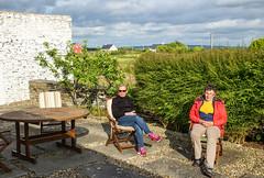 Last sun rays of the day (TimoOK) Tags: ireland elsa lahinch tarja irlanti