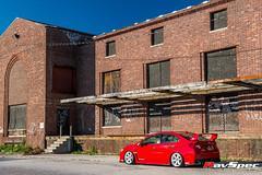 "RAYS VOLK Racing TE37SL White Subaru STI 18x10 +30 • <a style=""font-size:0.8em;"" href=""http://www.flickr.com/photos/64399356@N08/28151868555/"" target=""_blank"">View on Flickr</a>"