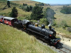 A428 Weka Pass 15DEC13 (Gummy Joe) Tags: pacific 462 aclass nzr steamtrain steamlocomotive wekapassrailway wekapass