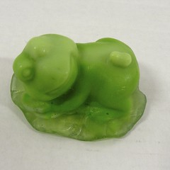 Frog $3.00 (Clelian Heights) Tags: animals frog soaps unscented decorativesoaps cleliansoaps cleliancenter