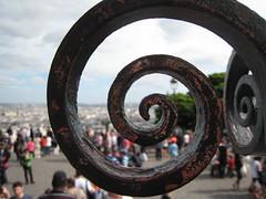 Spirals, Montmartre