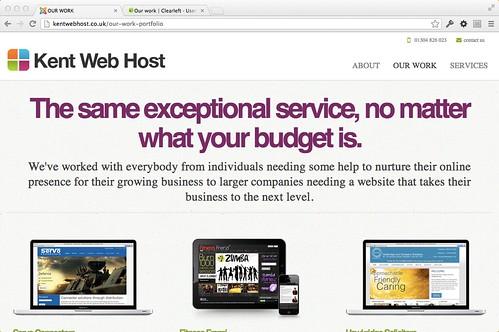 Kent Web Host
