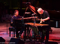 Chick Corea and Gary Burton Hot House Tour with the Harlem String Quartet, 2012 Detroit Jazz Festival (jackman on jazz) Tags: piano vibes vibraphone chickcorea garyburton michigandetroit d7000 nikond7000 jackmanonjazz alanjackman detroitjazzfestivaldetroitinternationaljazzfestivaldetroit harlemstringquartet