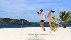 IMG_8938 (@SweetRiver) Tags: ocean vacation beach girl female philippines tropical coron