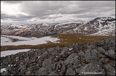 Creag Mhor (Gareth Harper) Tags: walking scotland lyon hill scottish glen 186 169 103 91 munros munro rannoch 2013 meallgarbh carngorm creagmhor photoecosse carnmairg meallnanaighean 968m 981m 1029m 3415ft 3376ft 3176ft 1041m 3218ft