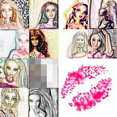 BNTM CYCLE TWO:result+theme (barbie top fashion blog2012) Tags: two zoe model lily jessica top barbie next mina cycle regina jamila jessi ashlee arney bntm sweettina tsapisa