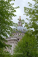 StPaulsCathedral 17 E W (laurencemackman) Tags: england london architecture modern walk towers christopherwren c20 stpaulscathedral cityoflondon financialcentre chrisrogers twentiethcenturysociety c20society onenewchange ianmcinnes newmembersevent previousevents