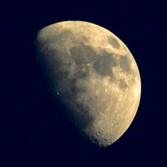 The Moon 19th May 2013 (Gordon M Robertson) Tags: uk moon scotland aberdeenshire may aberdeen gordon astronomy 13th lunar robertson themoon 2013 gordonrobertson
