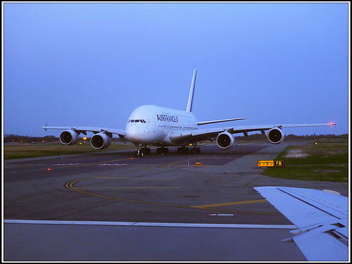 The big Bird  ~ Airbus A380
