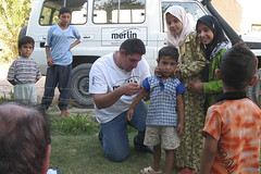 Protecting young lives (Merlin Photostream) Tags: poverty pakistan baby children women asia flood farm centre injury health merlin labour government medicine agriculture care clinic sick sindh floods disease ngo pak nutrition treatment malaria pregancy malnutrition dispensary thatta abdulkarim muhammadkhanmalkani janatkalsoom