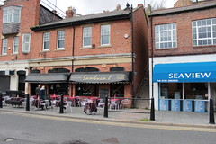 italian cafe at north shields sambuca (dslr stephen) Tags: cafe italian coastal northshields fishquay