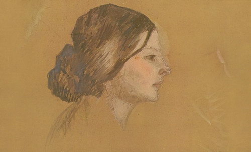 "Las Madeleines escuchando la soleada soledad, descripciones de Henri de Toulouse Lautrec (1889) y Pablo Picasso (1904). • <a style=""font-size:0.8em;"" href=""http://www.flickr.com/photos/30735181@N00/8815693754/"" target=""_blank"">View on Flickr</a>"