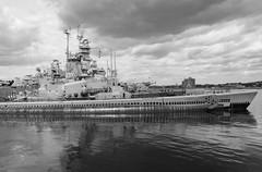 USS Lionfish (ewan.osullivan) Tags: blackandwhite bw ship submarine battleship corvette hiddensee warship fallriver ussmassachusetts bb59 usslionfish ss298