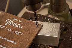 Vera (El Calotipo) Tags: menu logo design businesscards silkscreen cartas diseo serigrafa